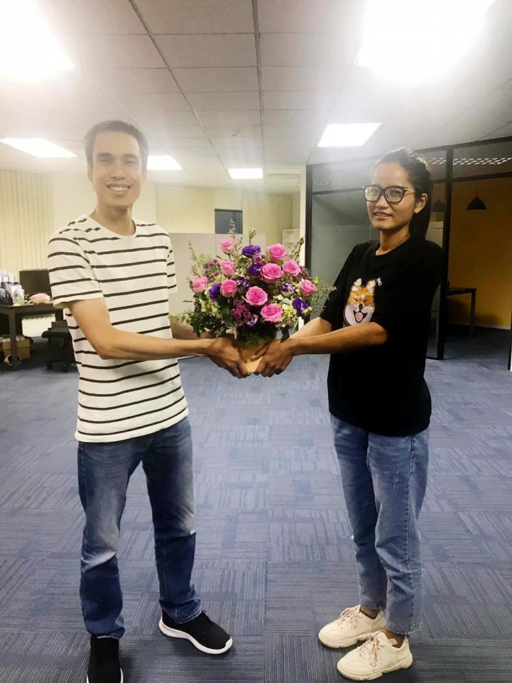 rakumo: Chúc mừng ngày phụ nữ Viêt Nam 20.10.2019