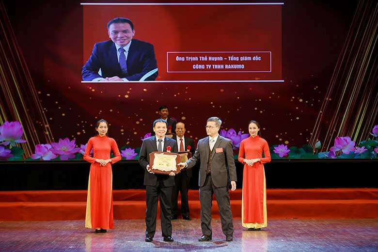 Doanh Nhân Vàng Việt Nam 2020