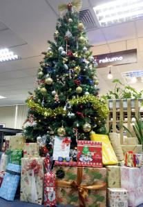 Christmas at rakumo – 2019